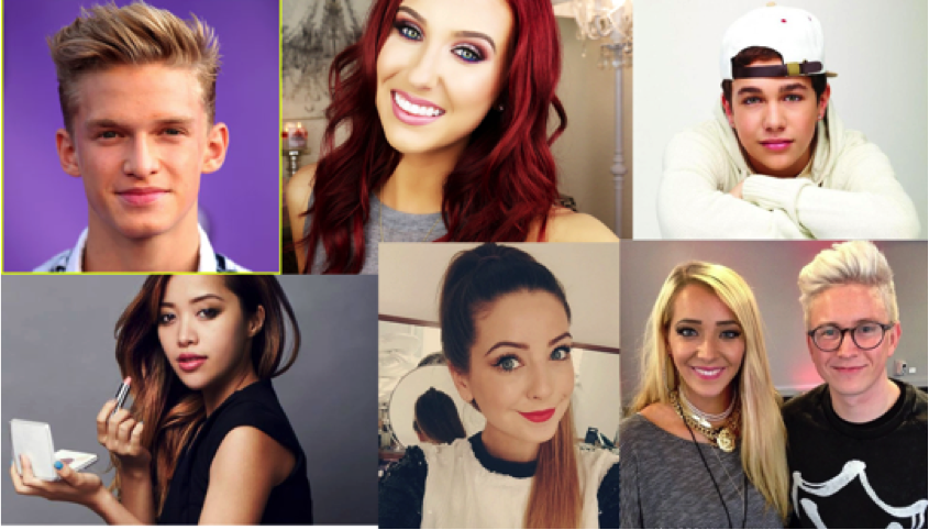 How Youtube Stars Use PR Techniques to Develop Their Careers